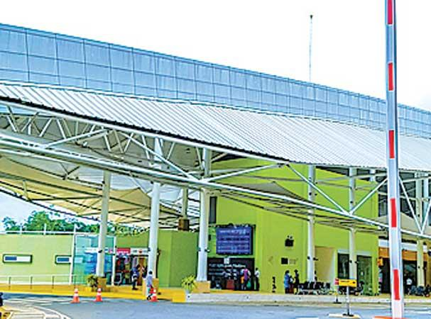 Automated Gates installed by Cenmetrix at the Kottawa-Makumbura Multimodal Transport Centre.