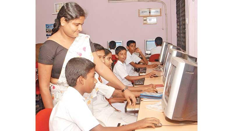 The digital education program creates awareness on the importance of using technology to increase productivity. File pic: Lake House Media Library