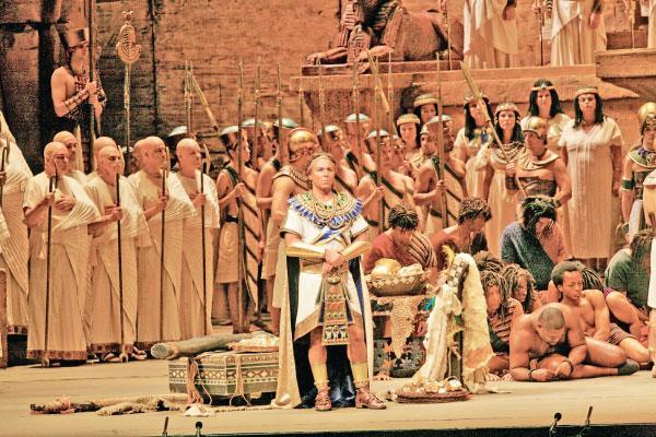 Italy celebrating Verdi Bicentennial