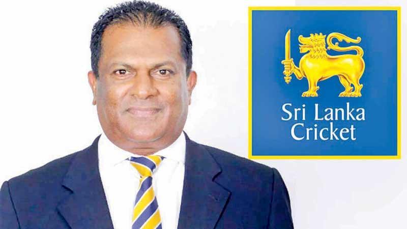 Sri Lanka Cricket President Shammi Silva
