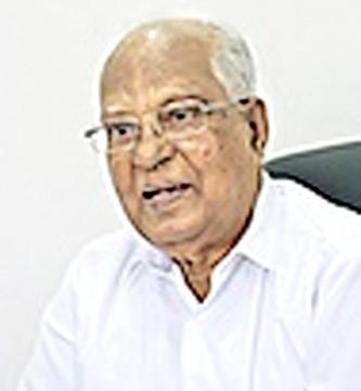 Dr Neville Fernando  Pic: Dushmantha Mayadunne
