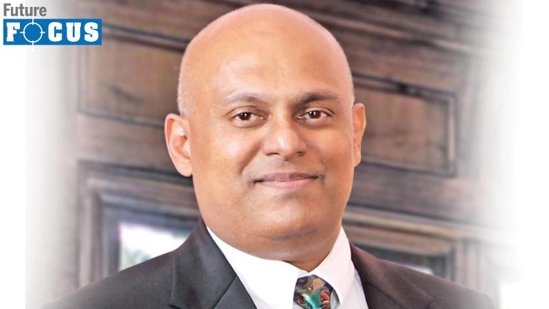 Former Chairman of the Ceylon Chamber of Commerce (CCC) and member of the Economic Policy Steering Committee of the CCC , Suresh Shah