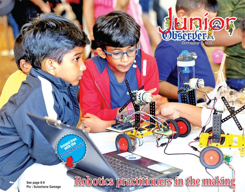 Robotics practitioners in the making