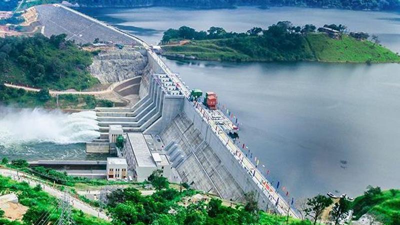 The Moragahakanda - Kalu Ganga Multi-Purpose Development Project