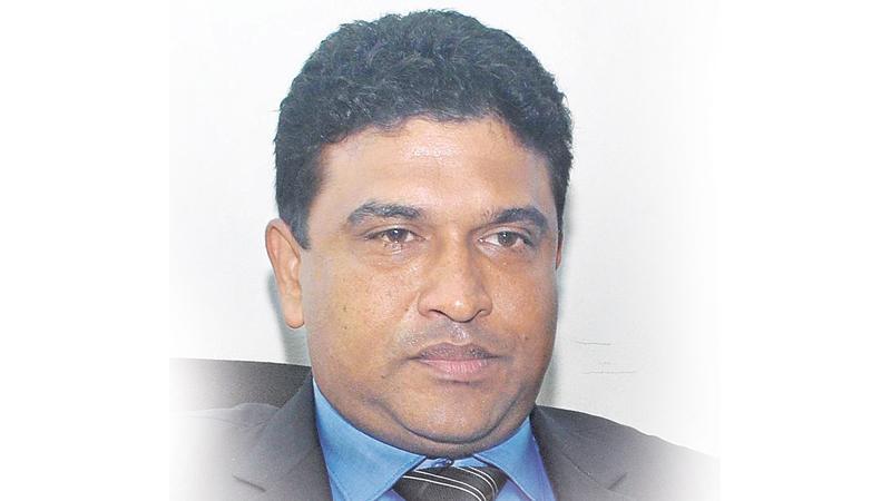 Deputy Minister Nalin Bandara Jayamaha