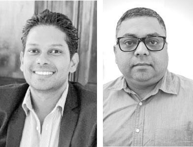 Wavenet, CEO, Suren Pinto and CTIO Nitin Gupta