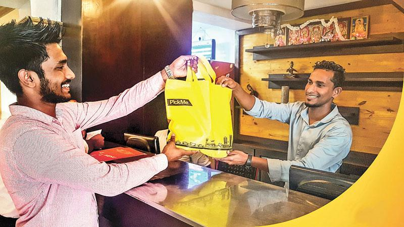 The feature will provide consumers the ability of placing a food order via the app.