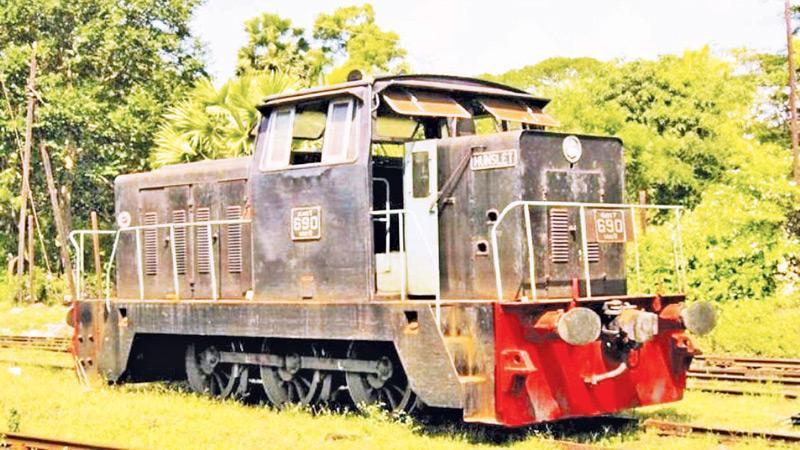 Class M-6 engine
