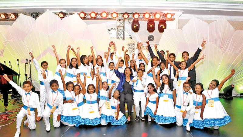 The fund raiser: Presta's Christmas Sing-a-Long will be held at the Holy Emanuel Church Parish Hall, Moratuwa on Saturday, December 14, at 6.00 p.m., with guest appearances from famous artistes. All proceeds will be used to fund the Chorale's participation at the 11th World Choir Games in Belgium.