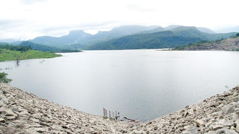 Kaluganga Reservoir