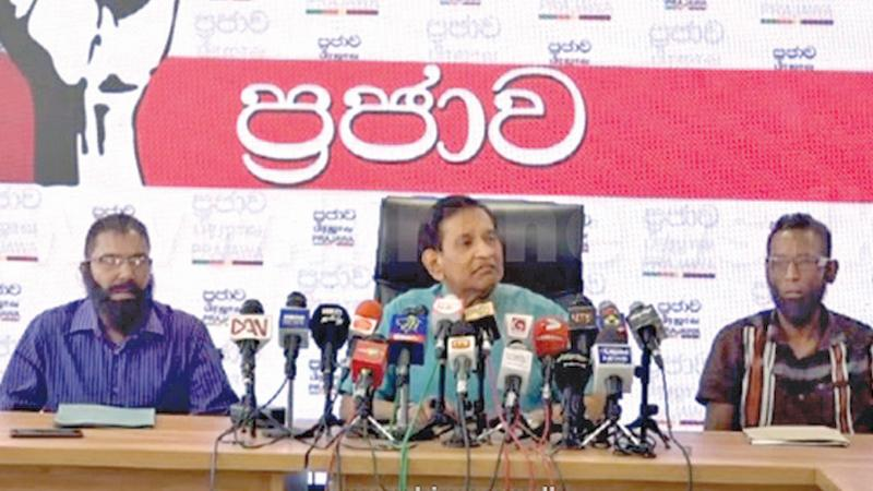 The Yahapalanaya's antics disillusioned the masses