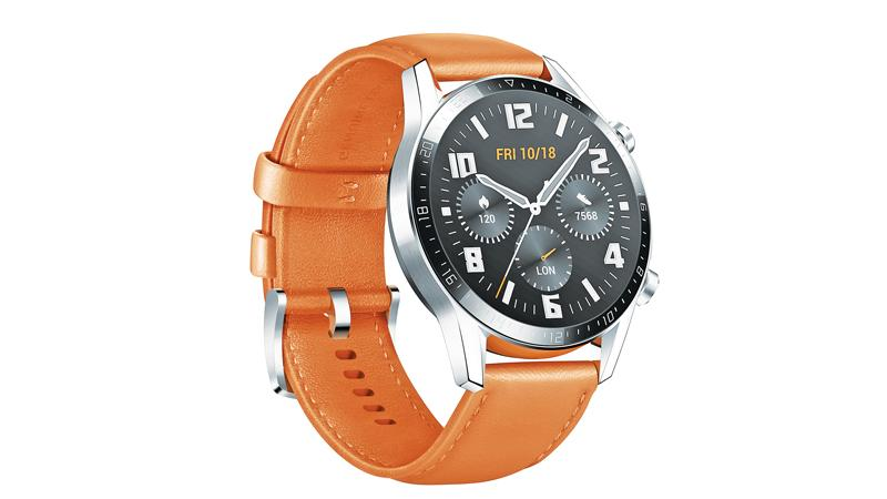 The Huawei GT2 watch