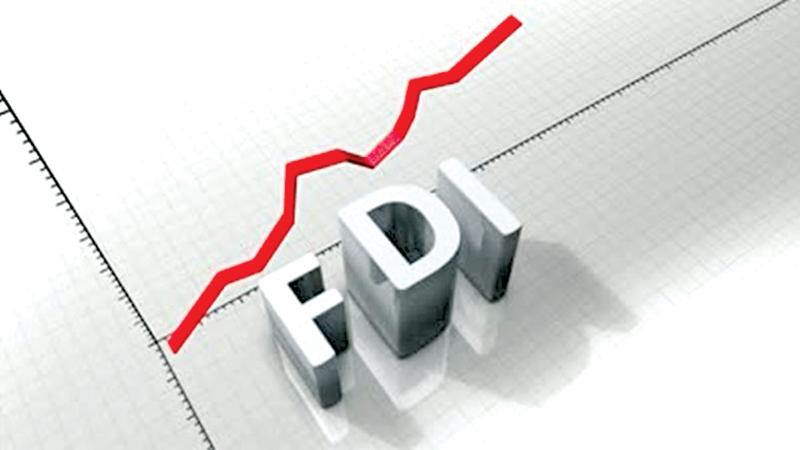 Exports and FDI are two key components of the economy.