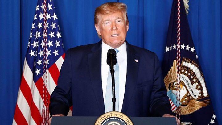 Trump impeachment: Senators clash over rules as trial opens