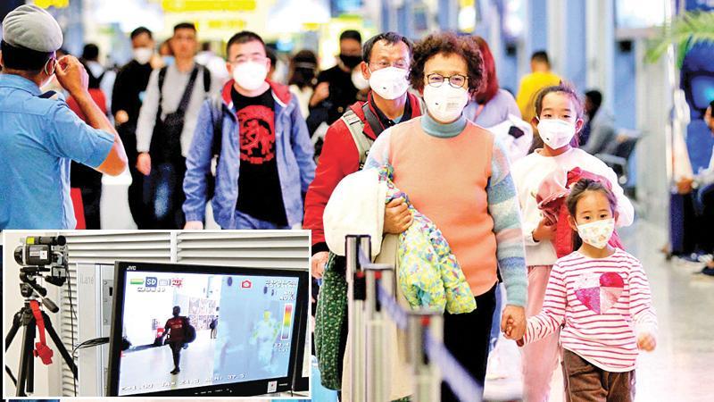 Coronavirus: President directs officials to evacuate Sri Lankans