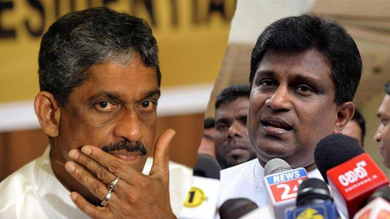 UNP removes Fonseka and Ajith from UNP working committee