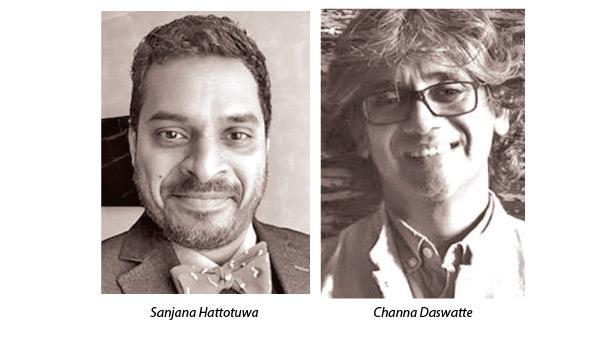 Gallery Talk with Sanjana Hattotuwa and Channa Daswatte