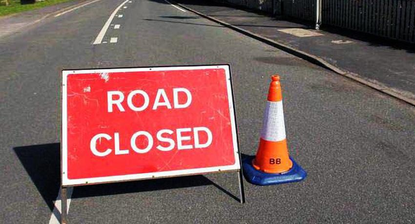 Colombo roads closed for rehearsals today