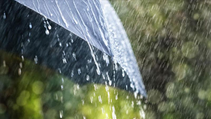 Showers expected in several provinces after 2 pm