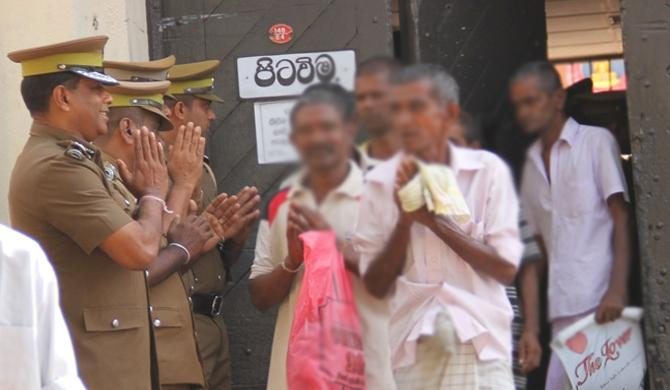 Over 500 prisoners receive Presidential pardon for Independence Day