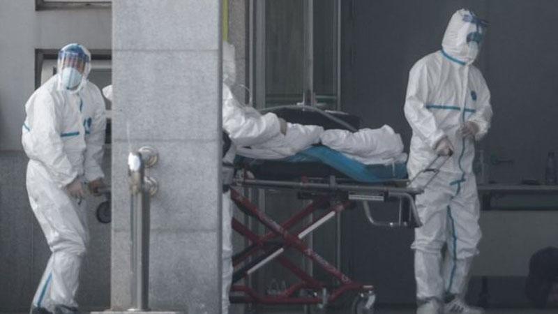 Coronavirus deaths spike again