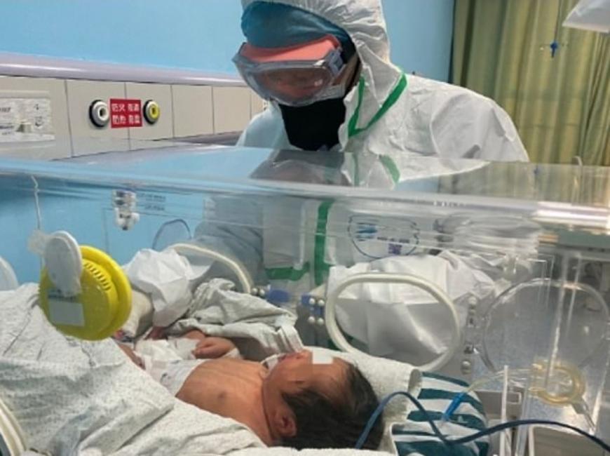 Newborn in China becomes youngest Coronavirus case