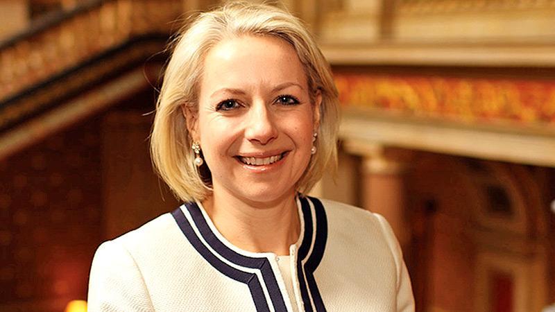 British High Commissioner Sarah Hulton