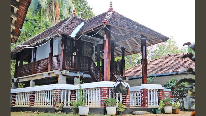 Sri Nagarukkaramaya Viharaya in Burnnawa is a protected archaeological monument.