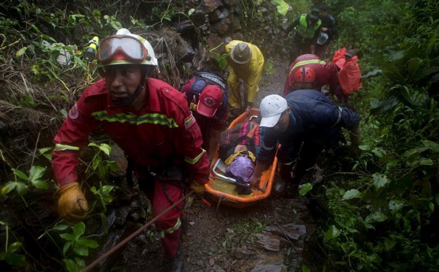 Heavy Rain, Mudslides Kill At Least Eight in Bolivia