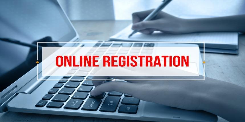 Online registration setup for School exams