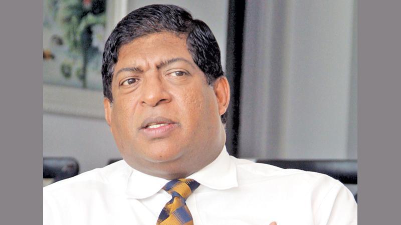 Former Minister Ravi Karunanayake MP
