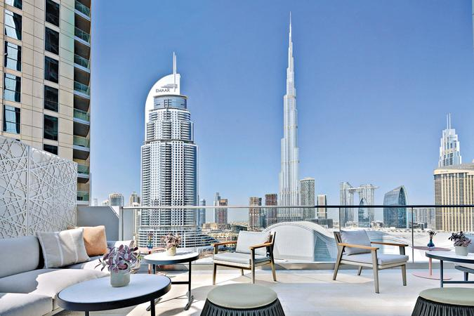Emirates offers free Dubai stopover