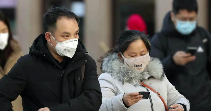 China says coronavirus curbs starting to work