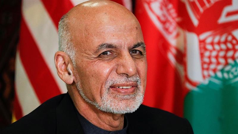 Afghanistan presidential election: Ashraf Ghani re-elected