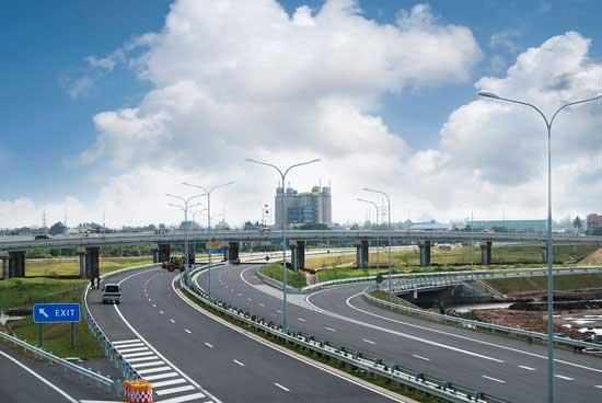 New section of Southern expressway to be vested next week