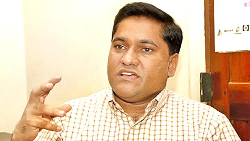 Vijitha Herath  JVP MP