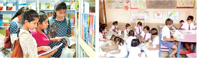Children in the pursuit of knowledge and information