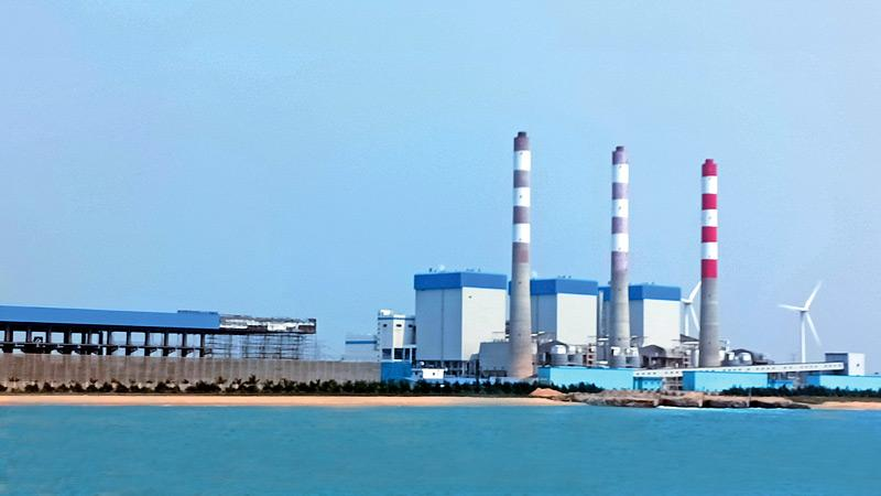 Lakvijaya Coal Power Plant, Norochcholai