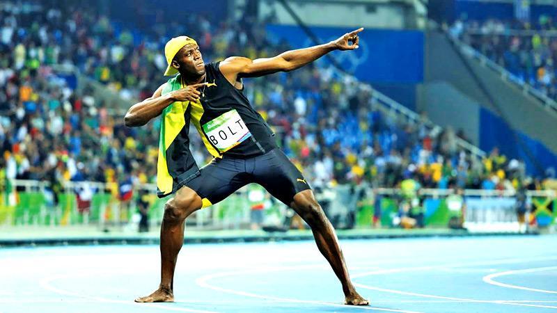 Flash back: Rio Olympic 2016 - Husain Bolt