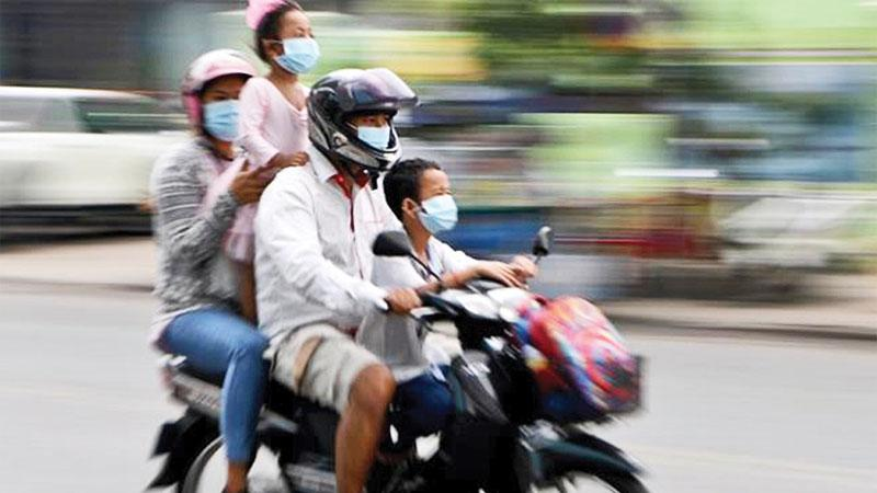 Cambodia has reported 122 cases of the virus that causes Covid-19 and no deaths (AFP)