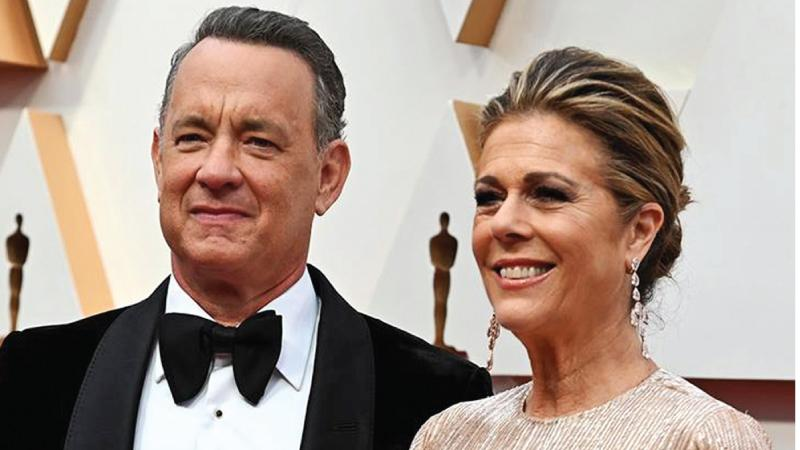 Hollywood star Tom Hanks and wife Rita Wilson are two of the highest-profile celebrities to be affected by the coronavirus
