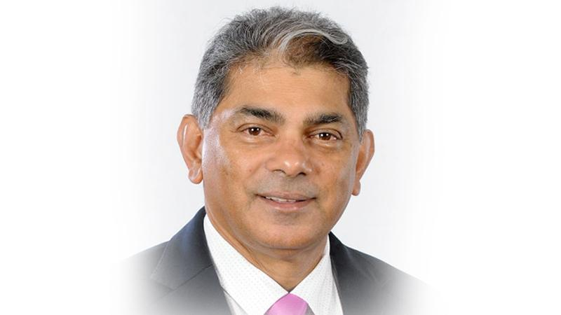 Chairman Rohan Fernando