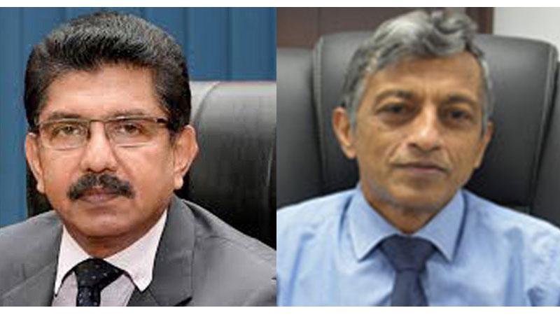 Dr. Anil Jasinghe & Dr. Lakshman Gamlath