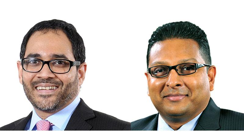 Chairman Gihan Cooray     &    CEO Priyantha Talwatte