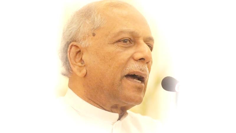 Minister Dinesh Gunawardena