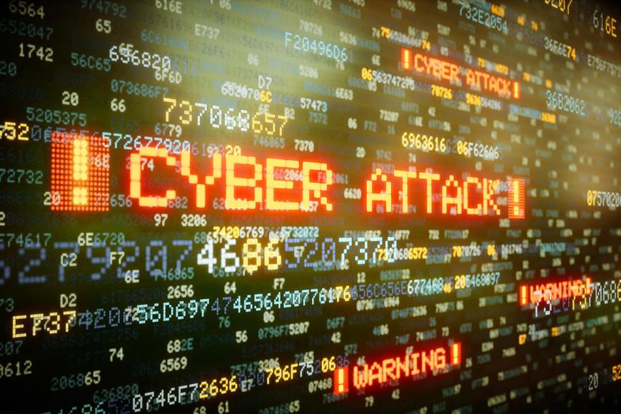 Cyber attack on two govt. websites