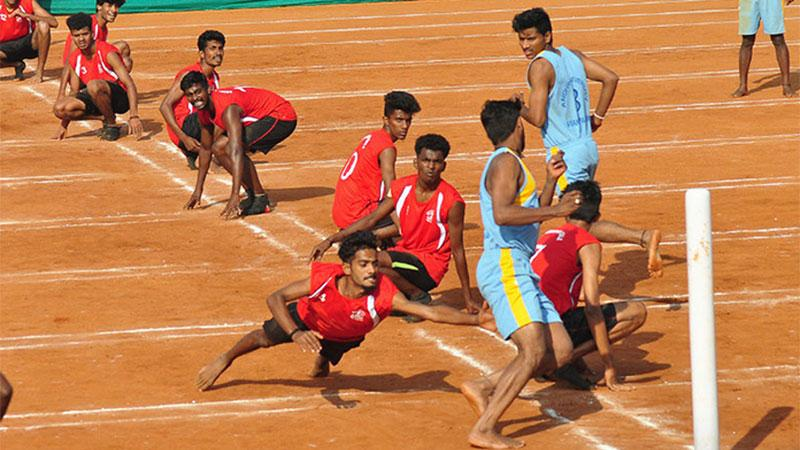 This is the sport that is called kho kho that Sri Lanka found it an honour to spend millions to be in