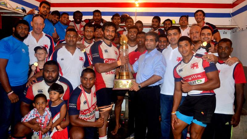 Like it or not: Kandy SC the only club outside Colombo that is keeping rugby alive