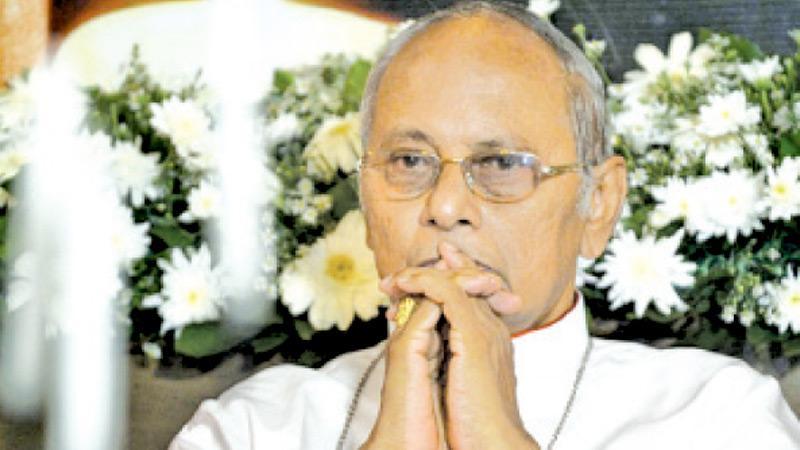 Archbishop Malcolm Cardinal Ranjith