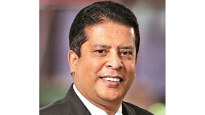 DFCC Bank CEO Lakshman Silva